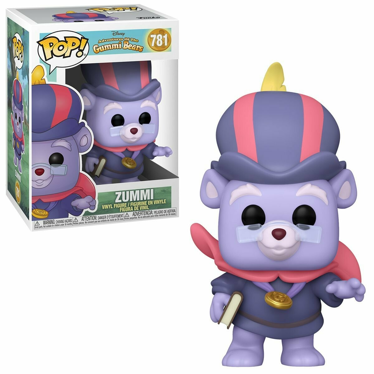 Funko Adventures of the Gummi Bears Zummi Pop! Vinyl Figure