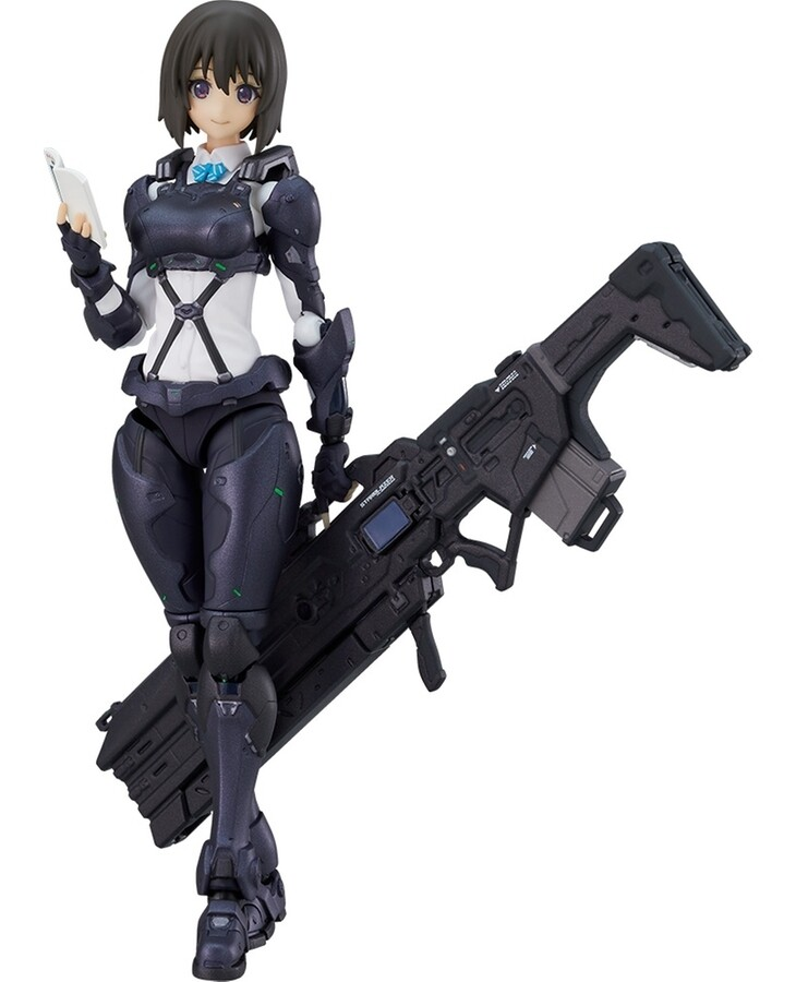 PRE-ORDER Good Smile figma Arms Note Tosholincho-san