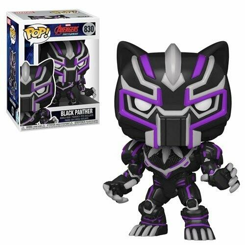 PRE-ORDER Marvel Mech Black Panther Pop! Vinyl Figure