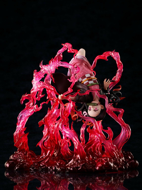 PRE-ORDER Good Smile Demon Slayer Kimetsu no Yaiba Nezuko Kamado <Exploding blood>1/8 scale figure