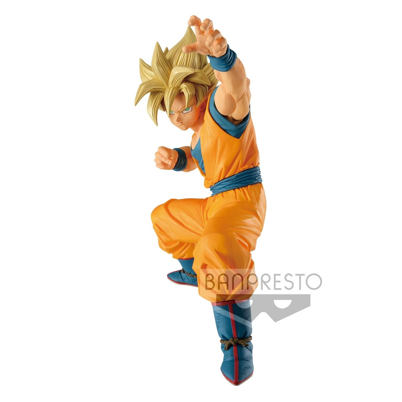 PRE-ORDER Banpresto Dragon Ball Super Super Zenkai Solid Vol. 1 Super Saiyan Goku