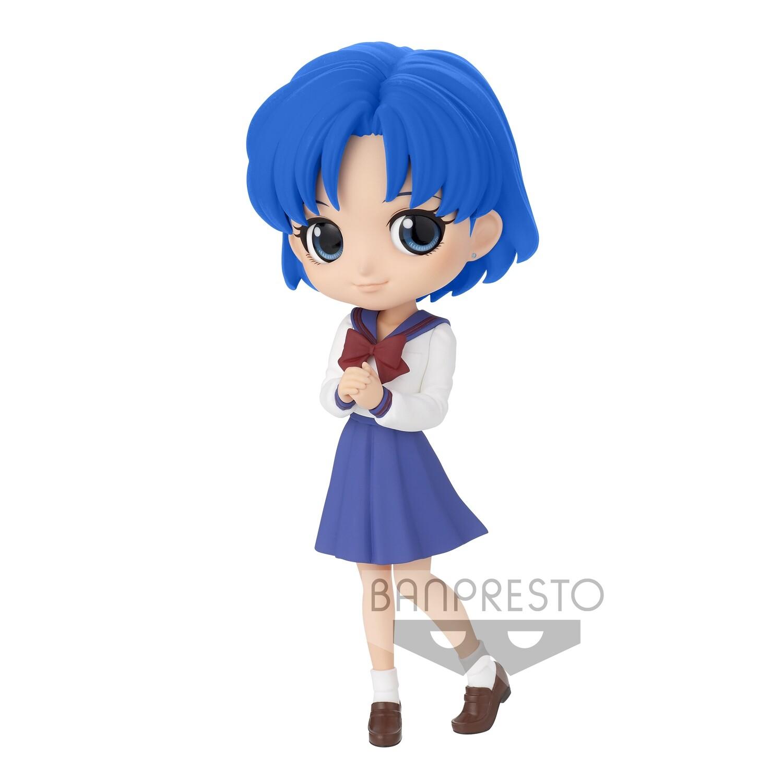PRE-ORDER Banpresto Pretty Guardian Sailormoon Eternal the Movie Q Posket Ami Mizuno Ver. A