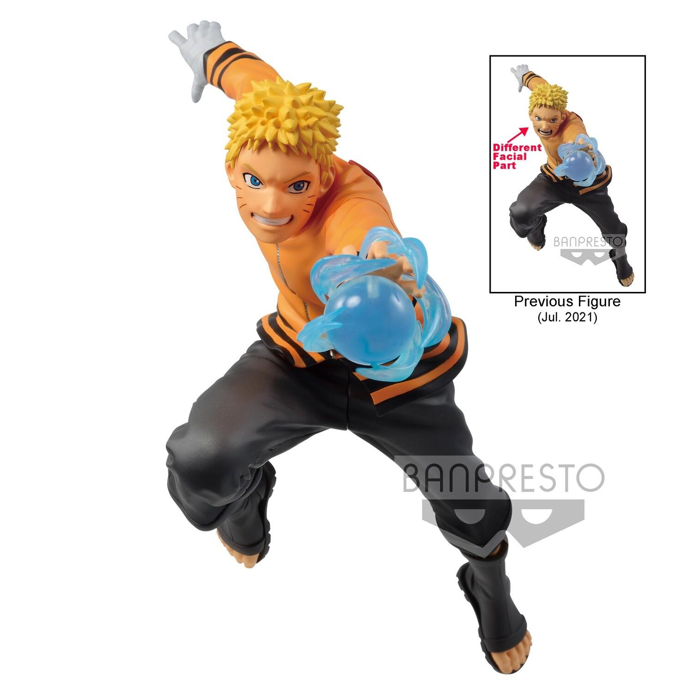 PRE-ORDER Banpresto Boruto Vibrations Stars Naruto Uzumaki