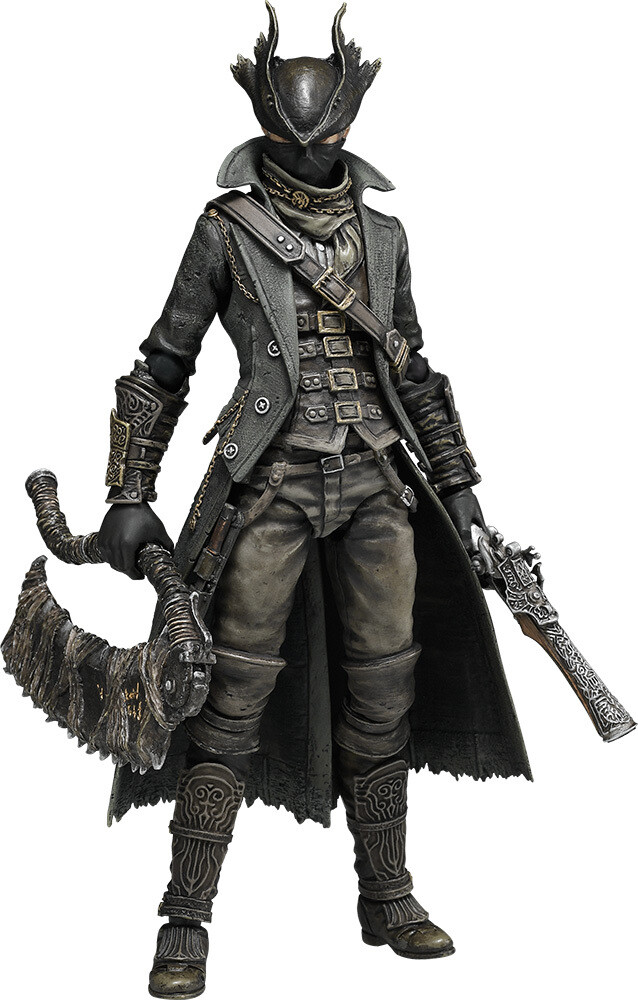 PRE-ORDER Good Smile Bloodbourne figma Hunter(re-run)
