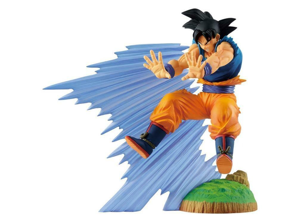 Banpresto Dragon Ball Z History box Vol. 1 Goku Figure