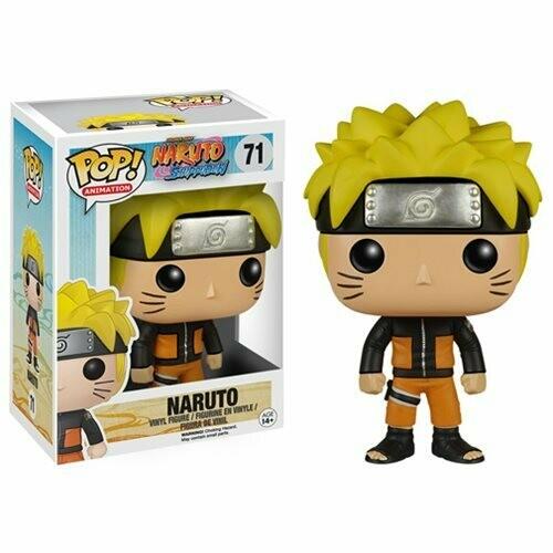 PRE-ORDER Funko Naruto Pop! Vinyl Figure