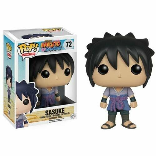 PRE-ORDER Funko Naruto Sasuke Pop! Vinyl Figure