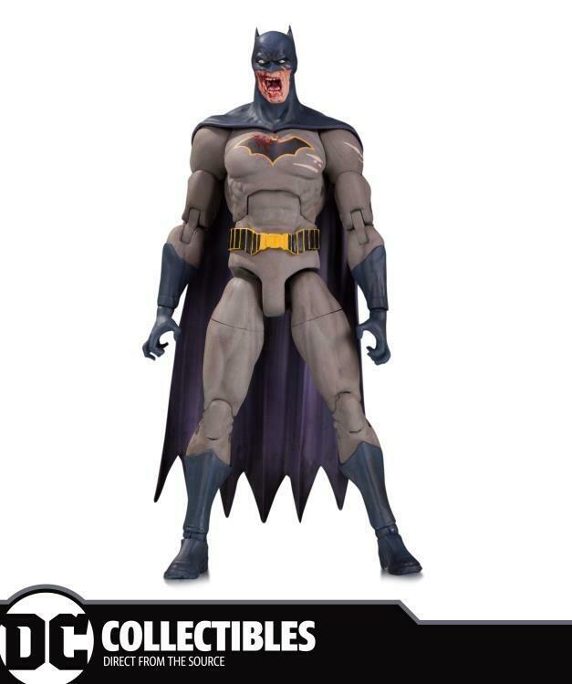 PRE-ORDER Diamond Select DC Essentials : 27 DCeased Batman Action Figure