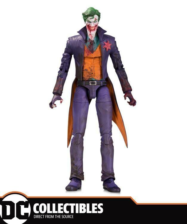 Diamond Select DC Essentials : 28 DCeased Joker Action Figure