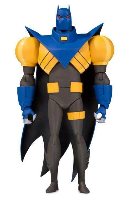 PRE-ORDER Diamond Select Batman The Adventure Continues Azrael Action Figure