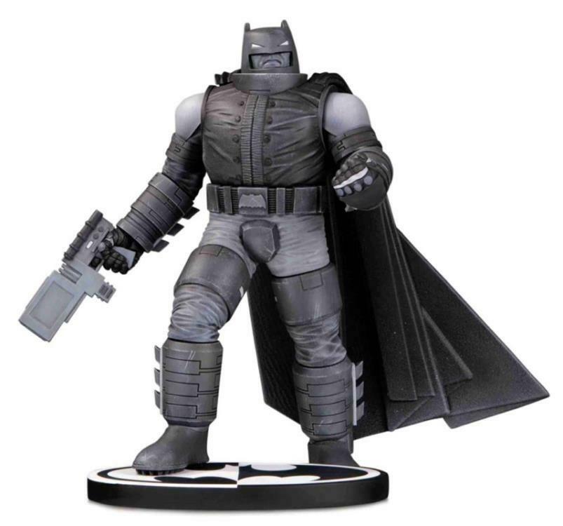 PRE-ORDER Diamond Select Batman Black & White Armored Batman by Frank Miller Statue