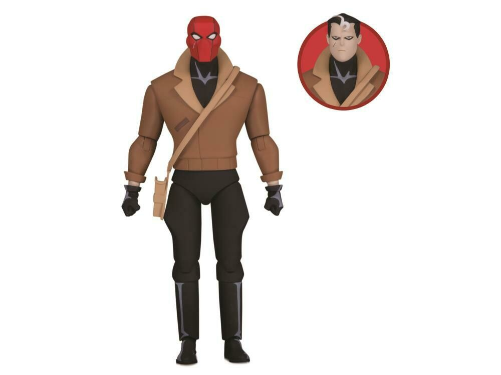 PRE-ORDER Diamond Select Batman The Adventure Continues Red Hood Action Figure