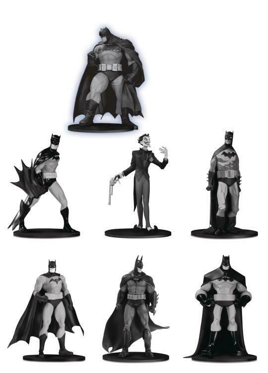 PRE-ORDER Diamond Select Batman Black & White Mini Blind Bag