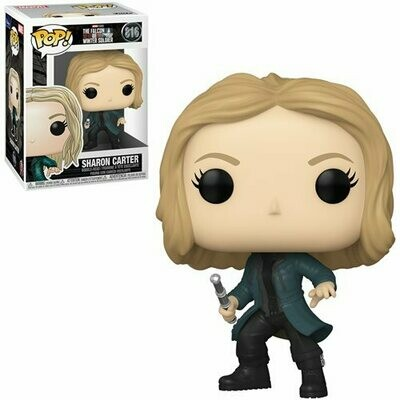 PRE-ORDER The Falcon and Winter Soldier Sharon Carter Pop! Vinyl Figure