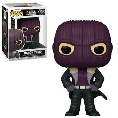 PRE-ORDER The Falcon and Winter Soldier Baron Zemo Pop! Vinyl Figure