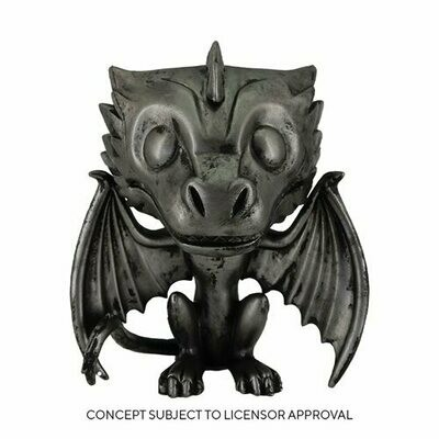 PRE-ORDER Game of Thrones Drogon Iron Deco Pop! Vinyl Figure