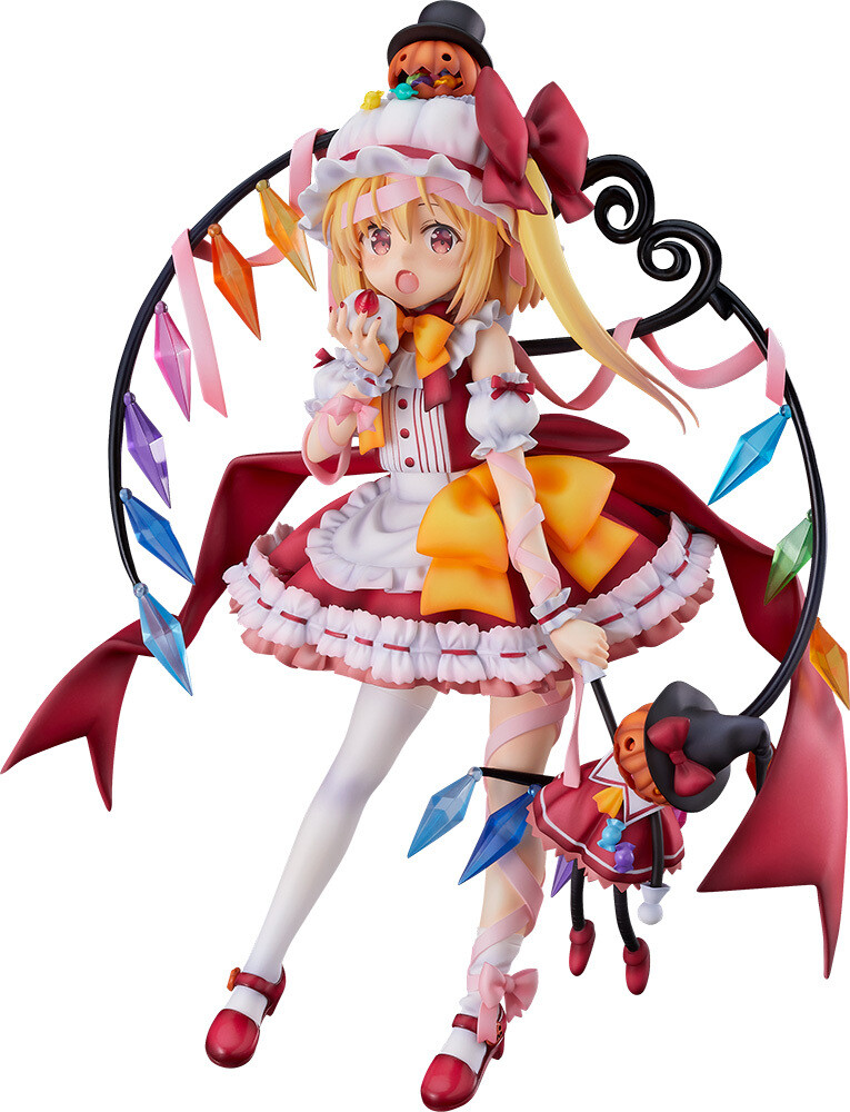 PRE-ORDER Good Smile Touhou Project Flandre Scarlet [AQ] 1/7th Scale Figure