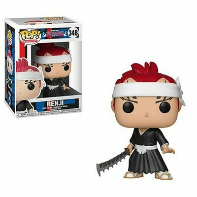 PRE-ORDER Bleach Renji Pop! Vinyl Figure #348