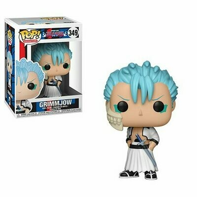 PRE-ORDER Bleach Grimmjow Pop! Vinyl Figure #349