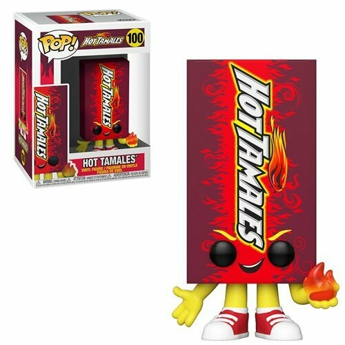 PRE-ORDER Hot Tamales Candy Pop! Vinyl Figure