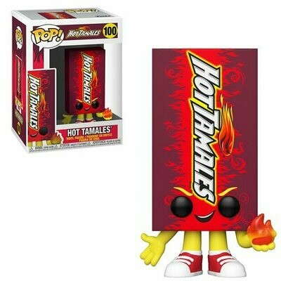PRE-ORDER Hot Tamales Candy Pop! Vinyl Figure