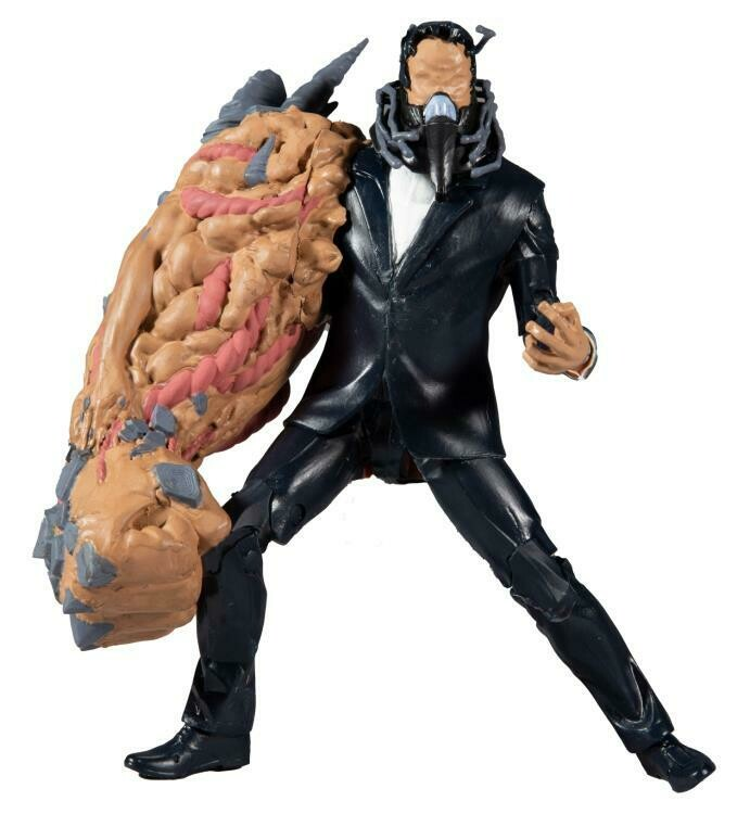 """Mcfarlane My Hero Academia Wave 4 - All for One 6"""" Action Figure"""
