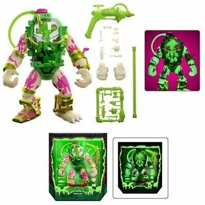 PRE-ORDER Super7 Teenage Mutant Ninja Turtles Ultimates Glow-in-the-Dark Mutagen Man 7-Inch Action Figure - Entertainment Earth Exclusive