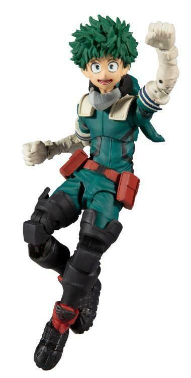 "Mcfarlane My Hero Academia Wave 4 - Izuku Midoriya Season 2 6"" Action Figure"