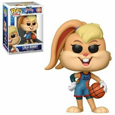 PRE-ORDER Space Jam: A New Legacy Lola Pop! Vinyl Figure - 2nd Batch