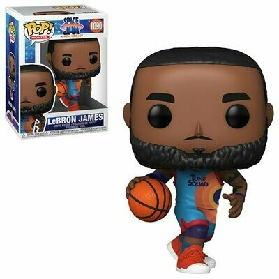 PRE-ORDER Space Jam: A New Legacy LeBron James Pop! Vinyl Figure - 2nd Natch