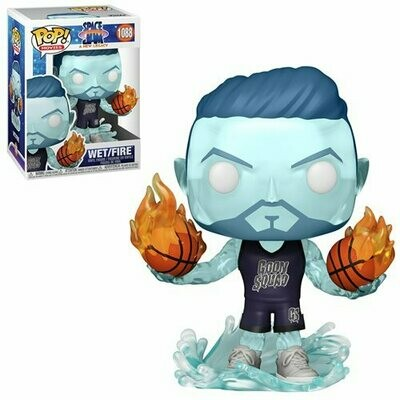 PRE-ORDER Space Jam: A New Legacy Wet/Fire Pop! Vinyl Figure - 2nd Batch