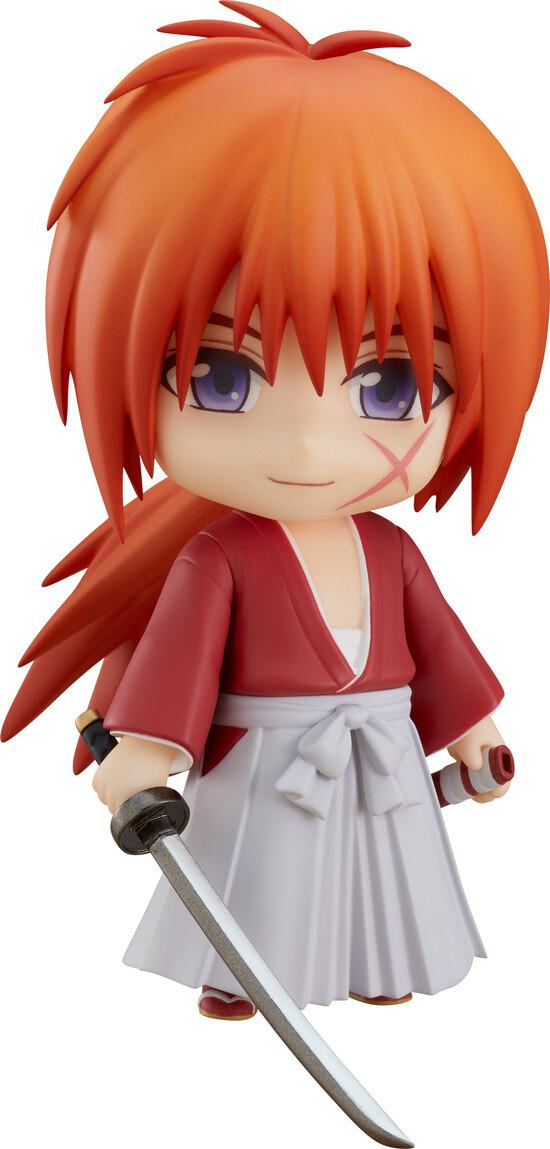 PRE-ORDER Good Smile Nendoroid Rurouni Kenshin - Kenshin Humura