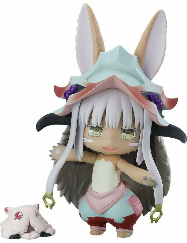 PRE-ORDER Good Smile Nendoroid Made in Abyss Nanachi 3rd Rerun