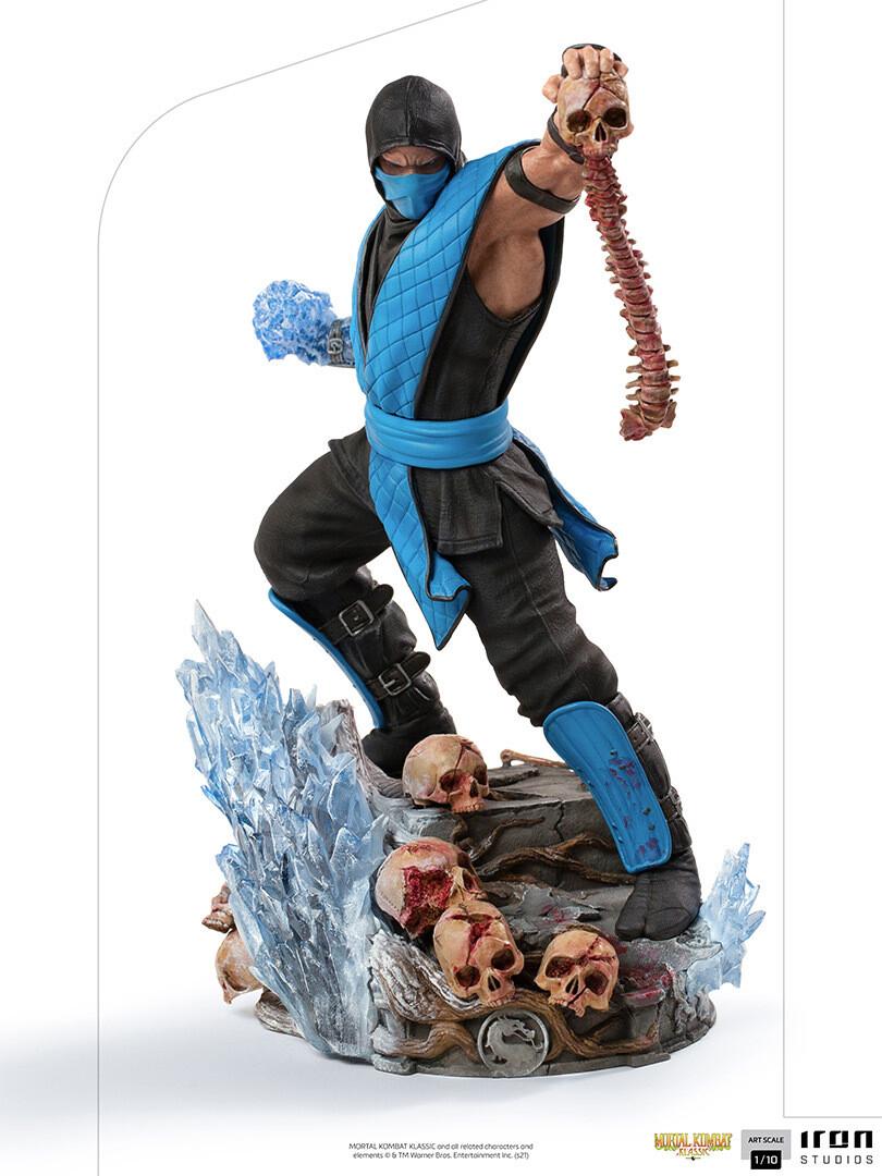 PRE-ORDER Iron Studios Sub-Zero Art Scale 1/10 - Mortal Kombat