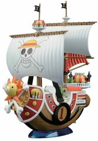 PRE-ORDER Bandai One Piece Grand Ship Collection Thousand Sunny Plastic Model Kit