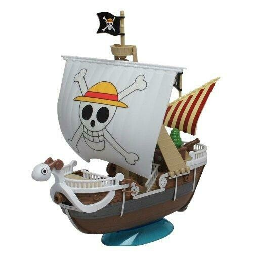 PRE-ORDER Bandai One Piece Grand Ship Collection Going Merry Plastic Model Kit