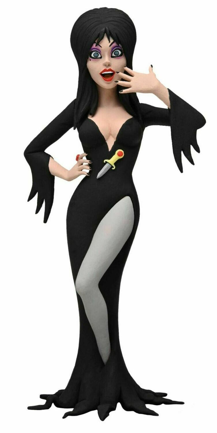 PRE-ORDER Neca Elvira: Mistress of the Dark Toony Terrors Elvira