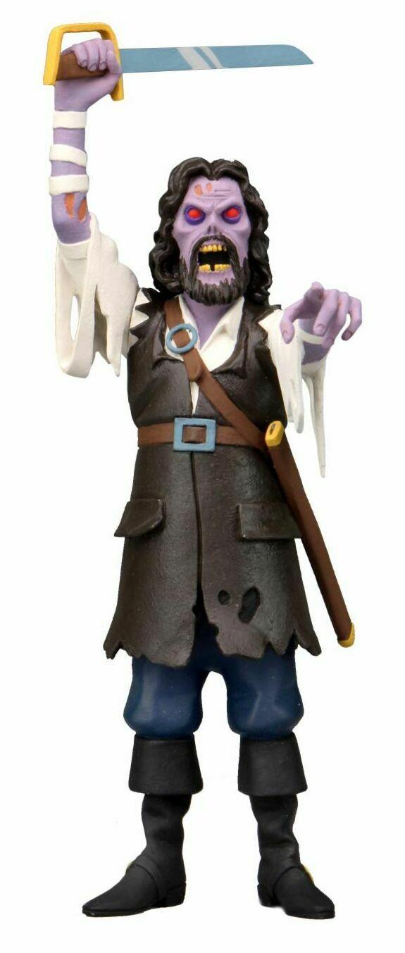 PRE-ORDER Neca The Fog Toony Terrors Captain Blake