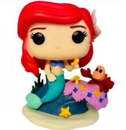 Disney Ultimate Princess - Ariel Pop! Vinyl Figure