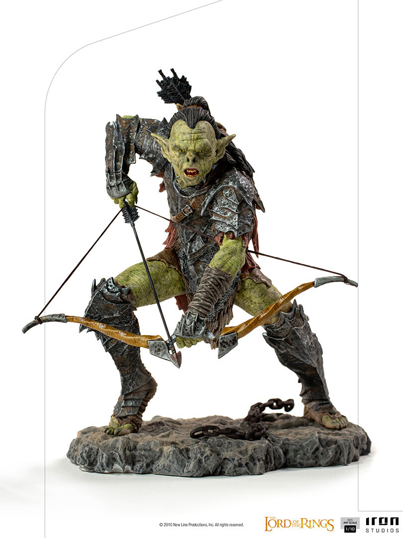 PRE-ORDER Iron Studios Archer Orc BDS Art Scale 1/10 - Lord of the Rings