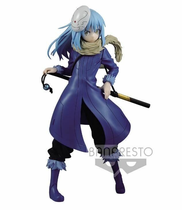 PRE-ORDER Banpresto That Time I Got Reincarnated As A Slime Otherworlder Figure Vol. 9 Rimuru