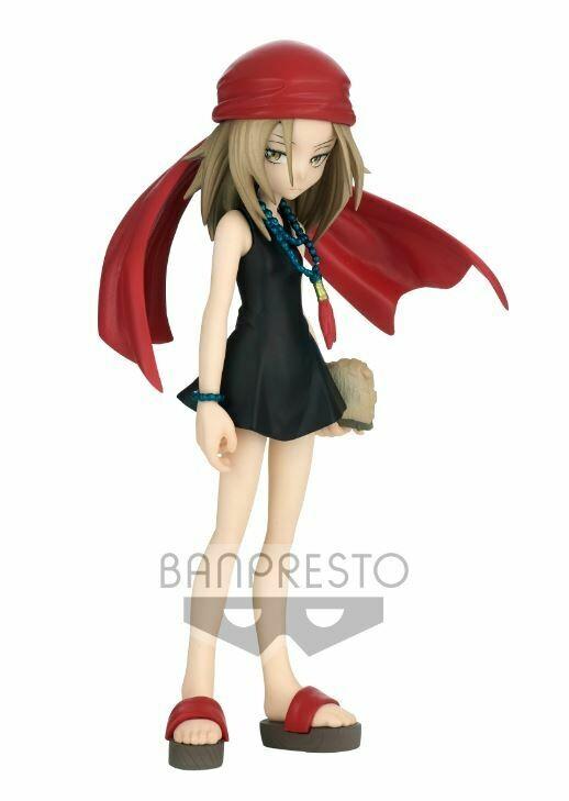 PRE-ORDER Banpresto Shaman King Anna Kyoyama