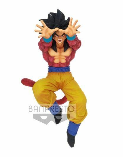 PRE-ORDER Banpresto Dragon Ball Super Son Goku FES Vol. 15 Super Saiyan 4 Son Goku