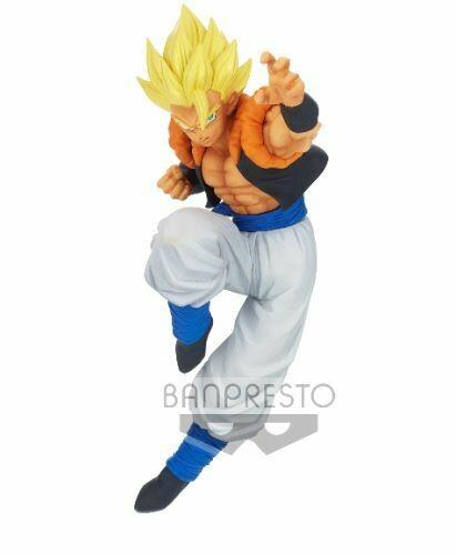PRE-ORDER Banpresto Dragon Ball Super Son Goku FES Vol. 15 Super Saiyan Gogeta