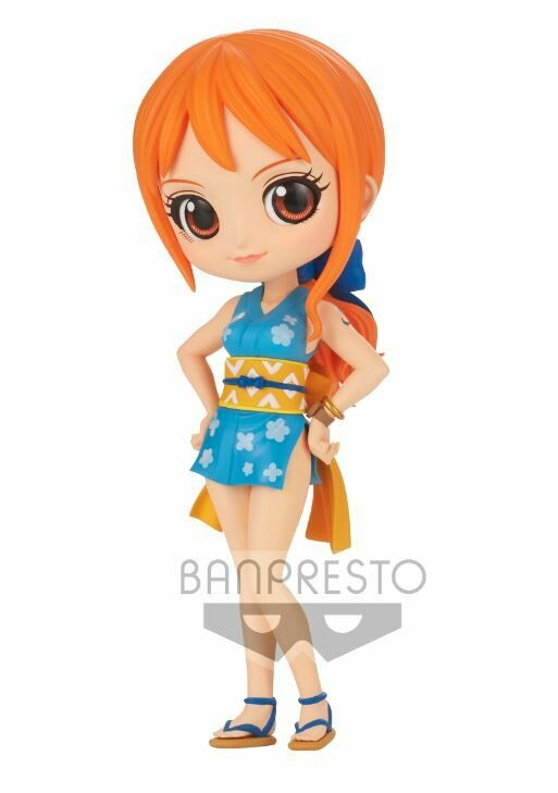 PRE-ORDER Banpresto One Piece Q Posket Onami Ver. A