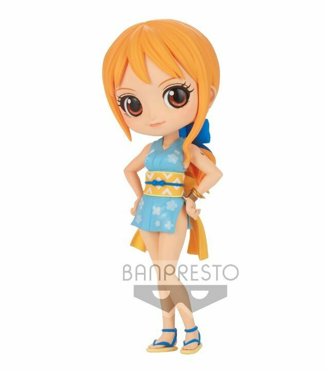 PRE-ORDER Banpresto One Piece Q Posket Onami Ver. B