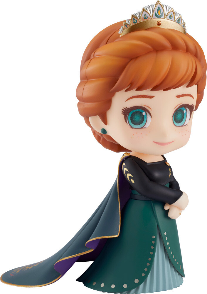 PRE-ORDER Good Smile Nendoroid Frozen 2 Anna Epilogue Dress Ver.