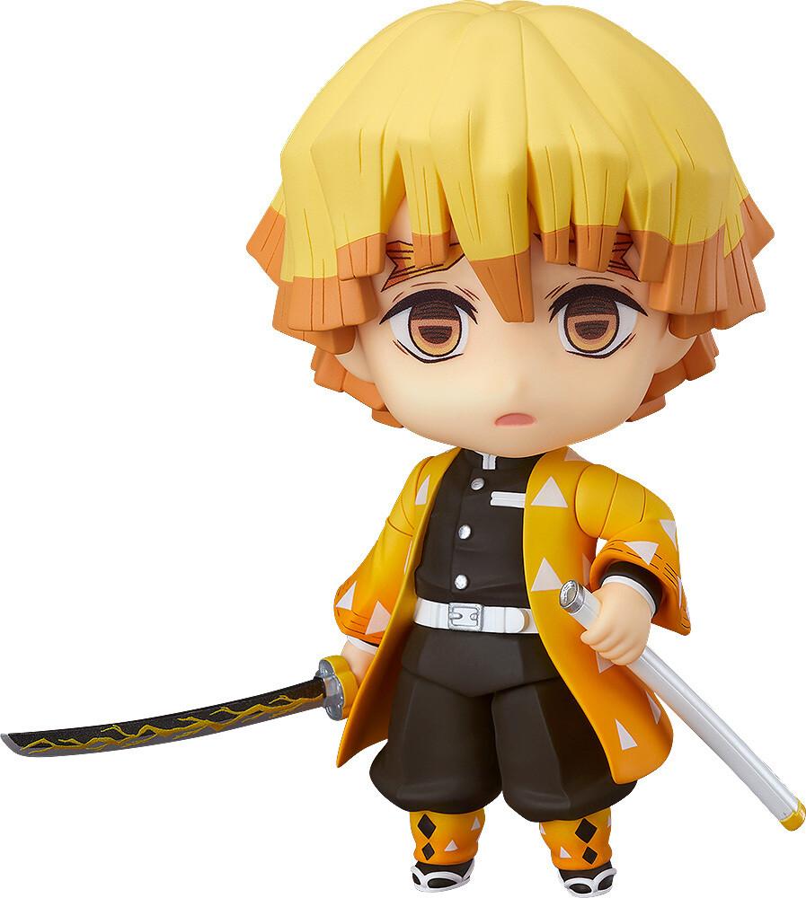 PRE-ORDER Good Smile Nendoroid Demon Slayer Kimetsu no Yaiba Zenitsu Agatsuma (3rd run)