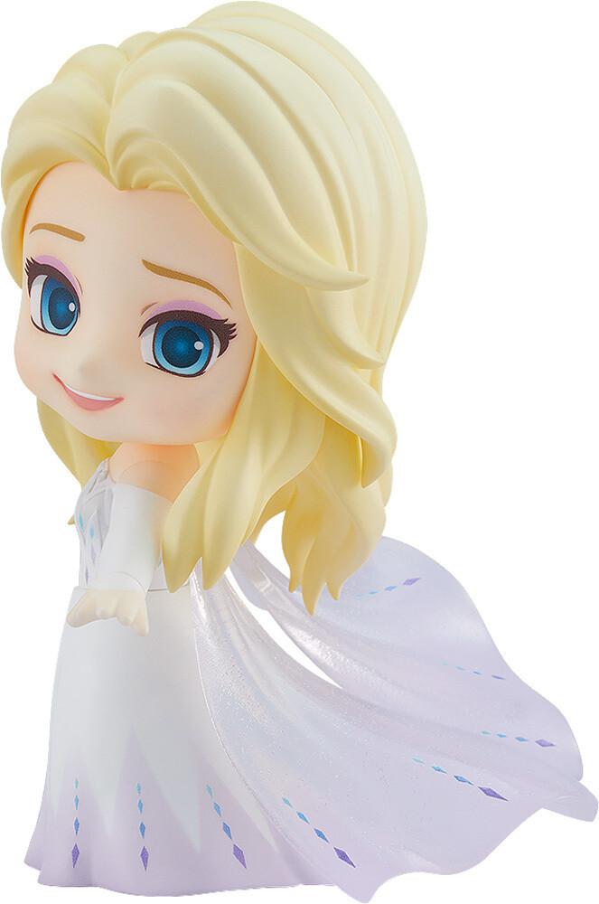 PRE-ORDER Good Smile Nendoroid Frozen 2 Elsa Epilogue Dress Ver.