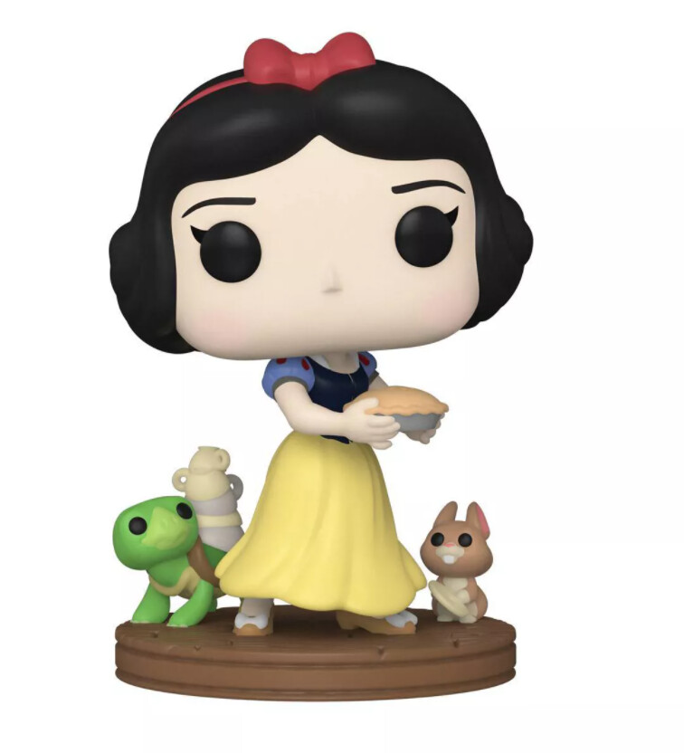 PRE-ORDER Funko Disney Ultimate Princess Snow White Pop! Vinyl Figure - 2nd Batch